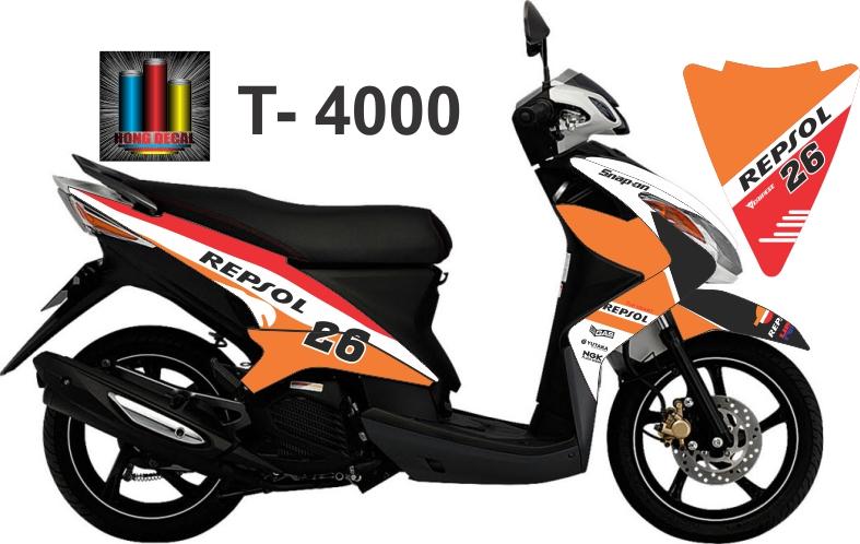 T-4000