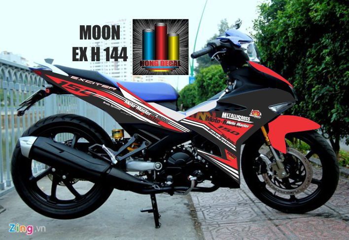 exciter h 144