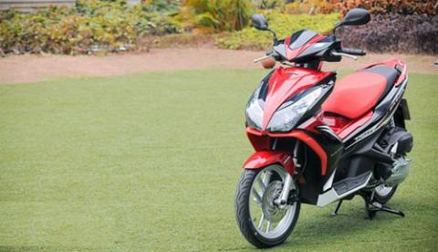 """Honda AirBlade 2013 125cc – """"Cơn gió Sắc bén"""""""