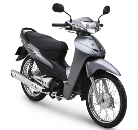 Honda giới thiệu Wave Alpha phiên bản mới.