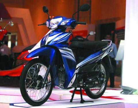 Bộ đôi xe máy 50 phân khối mới của SYM ở Việt Nam